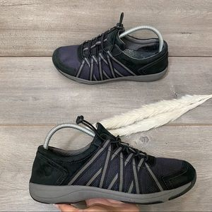 Dansko Honor Suede And Mesh Sneakers